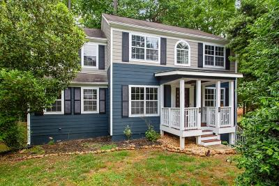 Powder Springs Single Family Home For Sale: 3408 Bodiford Path