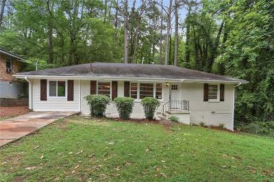 Decatur Single Family Home For Sale: 2206 Mark Trail