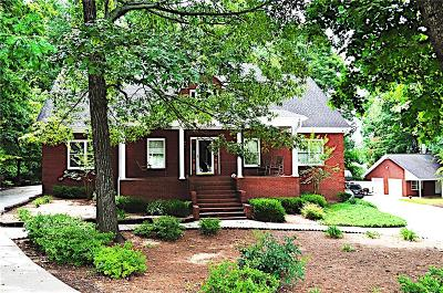 Lawrenceville Single Family Home For Sale: 866 Lawrenceville Highway