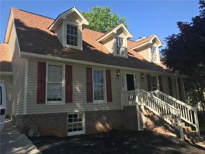 Single Family Home For Sale: 3369 Summit Turf Lane