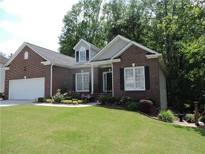 Grayson Single Family Home For Sale: 1661 Rosemist Trail