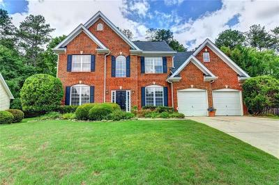 Alpharetta Single Family Home For Sale: 120 Rexford Lane