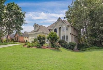 Single Family Home For Sale: 1244 Hadaway Court