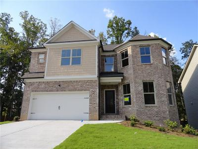 Lawrenceville Single Family Home For Sale: 2054 Brittlebank Lane