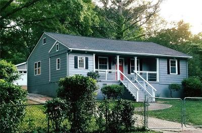 Single Family Home For Sale: 2019 Settle Circle SE