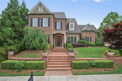 Kennesaw Single Family Home For Sale: 1537 Mossvale Court NW