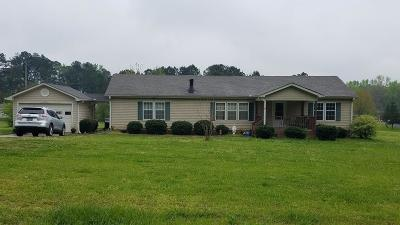 Walton County Single Family Home For Sale: 2965 Tommy Dillard Road
