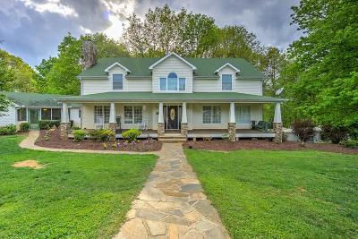 Cherokee County Single Family Home For Sale: 4494 Conns Creek Road