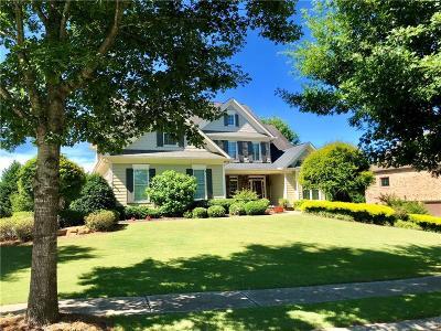 Braselton Single Family Home For Sale: 2680 Shumard Oak Drive