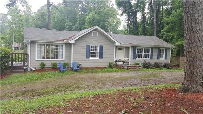 Single Family Home For Sale: 722 Level Creek Road