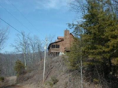 Ellijay Single Family Home For Sale: 3726 Brushy Top Road