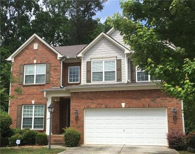 Gwinnett County Single Family Home For Sale: 6694 Mimosa Circle