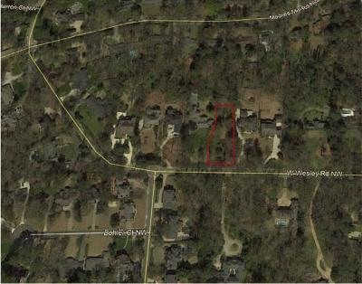 Residential Lots & Land For Sale: 1223 West Wesley Road