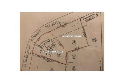 Woodstock Residential Lots & Land For Sale: Hamilton Street