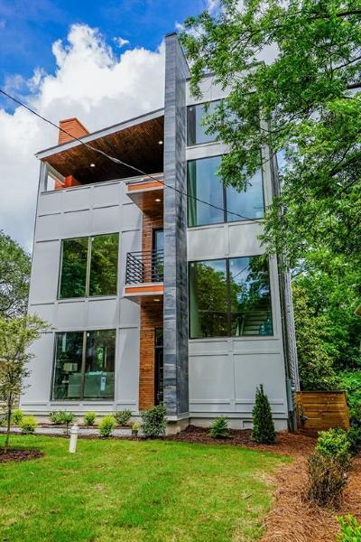 Atlanta Single Family Home For Sale: 209 Lowry Street NE
