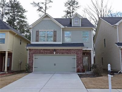 Single Family Home For Sale: 6555 Splitpine Court Court