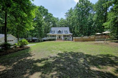 Cumming Single Family Home For Sale: 5845 P W A Drive