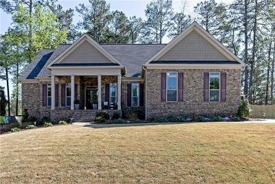 Acworth Single Family Home For Sale: 3928 Bridgewater Lane NW