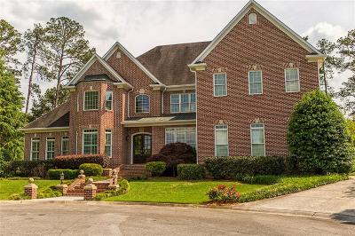 Rome Single Family Home For Sale: 21 Belle Meade Drive