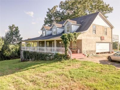 Ball Ground Single Family Home For Sale: 8725 Old Federal Road