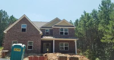 Single Family Home For Sale: 5390 Hennessy Circle