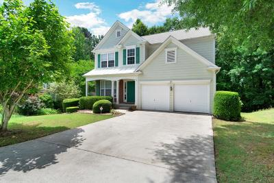 Acworth Single Family Home For Sale: 4301 Sugar Maple Chase NW
