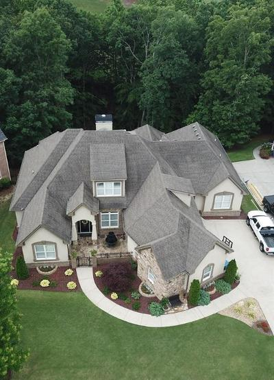 Dacula Single Family Home For Sale: 2140 Enclave Mill Drive