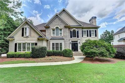 Single Family Home For Sale: 2747 Mount Pleasant Trail