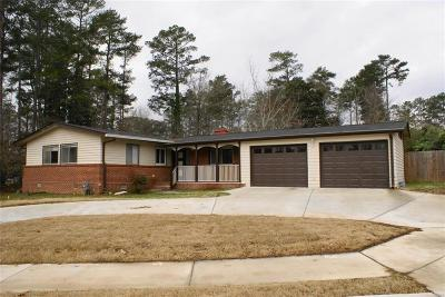 Dunwoody Single Family Home For Sale: 4822 N Peachtree Road