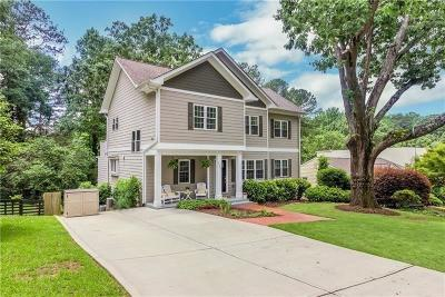 Atlanta Single Family Home For Sale: 1117 Country Lane NE