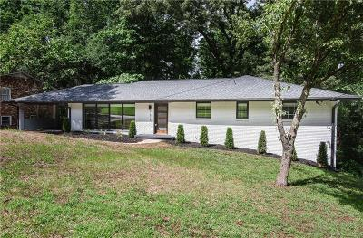 Atlanta GA Single Family Home For Sale: $399,900