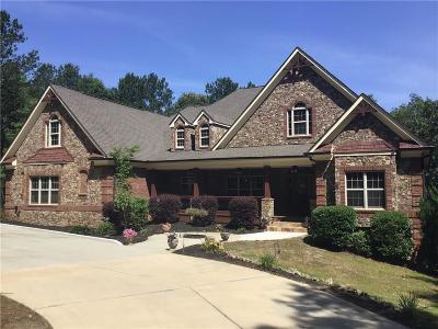 Loganville Single Family Home For Sale: 3821 Creek View Circle