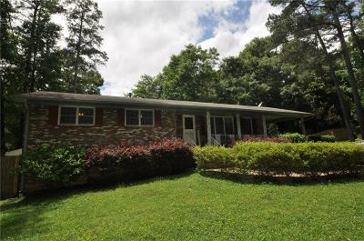 Powder Springs Single Family Home For Sale: 3560 New Macland Road