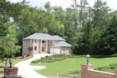 Lilburn Single Family Home For Sale: 3209 Wood Springs Court SW