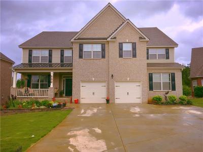 Loganville Single Family Home For Sale: 536 Georgia Circle