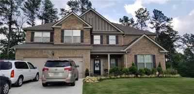 Grayson Single Family Home For Sale: 319 Oatgrass Drive
