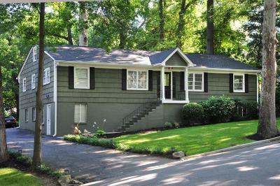 Atlanta Multi Family Home For Sale: 56 Mobile Avenue NE