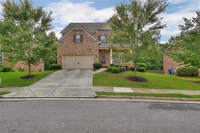 Lawrenceville Single Family Home For Sale: 2968 Molly Drive