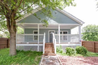 Summerhill Single Family Home For Sale: 827 Fraser Street SE