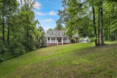 Dacula Single Family Home For Sale: 2230 Ewing Chapel Road
