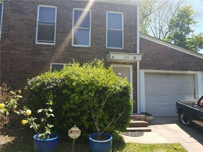Old Fourth Ward Condo/Townhouse For Sale: 549 Parkway Drive NE