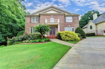 Dacula Single Family Home For Sale: 2758 Pathview Drive