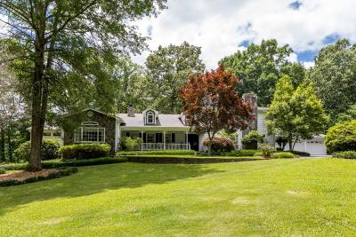 Henry County Single Family Home For Sale: 1435 Pates Creek Road