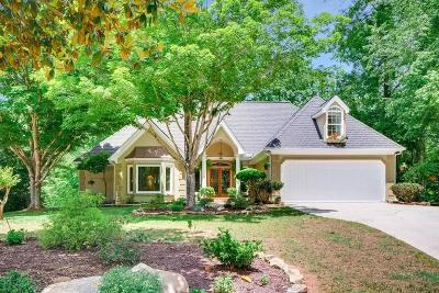 Peachtree Corners Single Family Home For Sale: 4783 Fitzpatrick Way