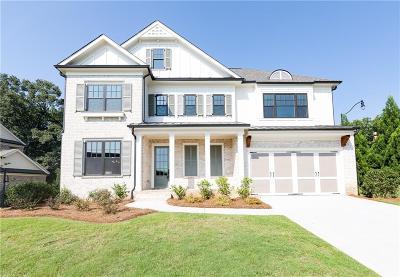 Alpharetta GA Single Family Home For Sale: $784,256