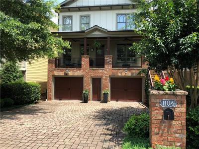 Brookhaven Single Family Home For Sale: 1104 Francis Street NE
