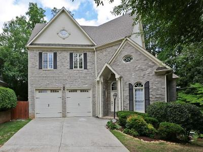 Brookhaven Single Family Home For Sale: 1093 Hedge Rose Court NE