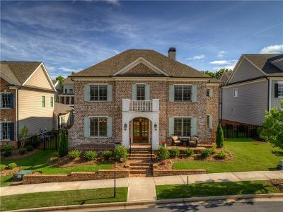 Johns Creek Single Family Home For Sale: 6060 Bellmoore Park Lane