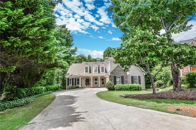 Duluth Single Family Home For Sale: 3960 Stone Village Court
