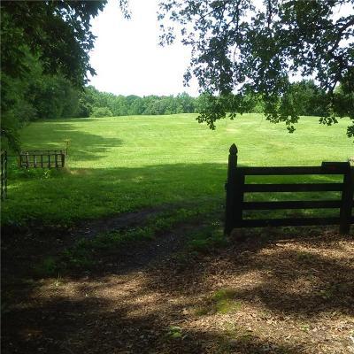 Canton Land/Farm For Sale: 555 Trinity Church Road